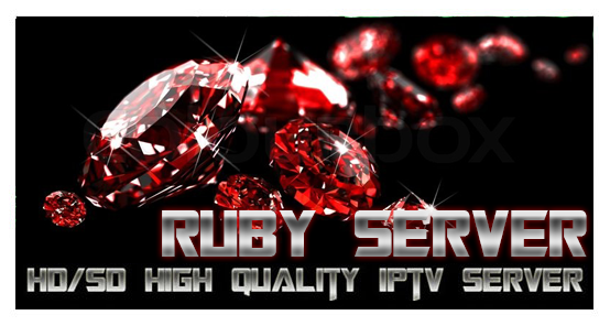 RUBY IPTV SERVER CHANNEL LIST - IPTVChannels com